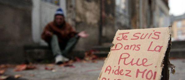 sans abris dans la wilaya de CHLEF