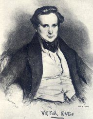 Victor Hugo est né à Besançon le 26 février 1802.