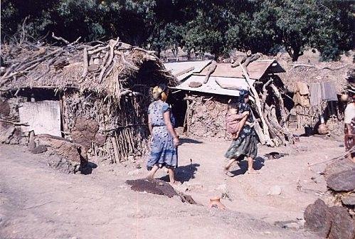 Les gourbis de la mis re chlef wilaya de la misere for Habitat rural en algerie pdf