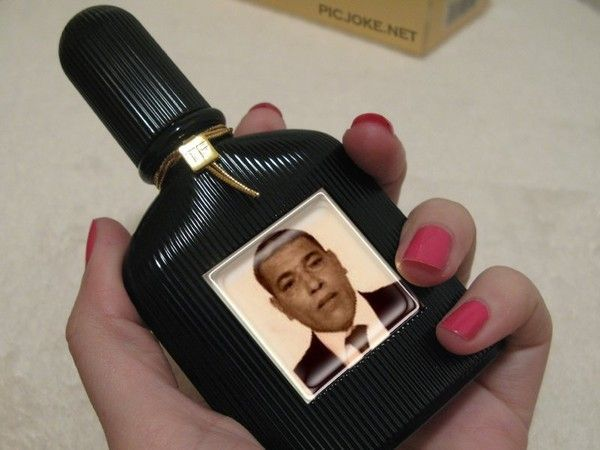 Les parfums d'amour